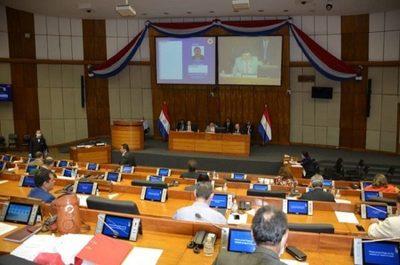 Senado acepta veto de Abdo Benítez sobre declaraciones juradas