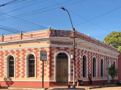 Sucursal BNF de Concepción reabrirá desde mañana