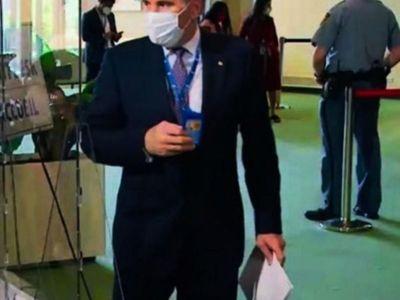 Paraguay, en vicepresidencia de la  Asamblea General de la ONU