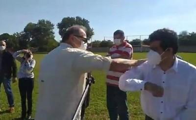 Intendente de San Roque González es imputado por violar cuarentena