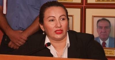 No se salvó la concejal Mendieta: Ferreira Lugo se ratificó en su denuncia y amplió