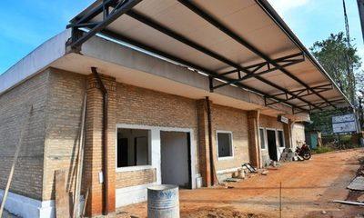 Obras de ampliación del Hospital Distrital de Franco, financiadas por ITAIPU, están al 70% – Diario TNPRESS