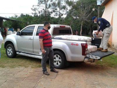 Incautan 3.600 kilos de azúcar en Comuna de Independencia