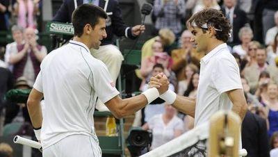 """Nole: """"Federer es posiblemente el mejor de la historia"""""""