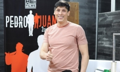"""La pandemia truncó el estreno de """"Pedro Juan, 2 Caballeros"""""""
