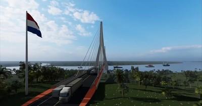 Nuevos puentes con Brasil serán pilares de corredores que conectarán toda la región