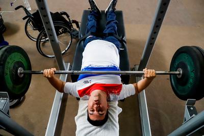 El equipo paraguayo de powerlifting sueña con una medalla en Tokyo 2021