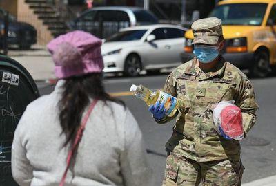 EE.UU. registra 705 fallecimientos en un día