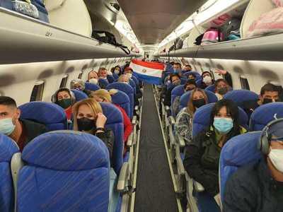 Paraguay recibirá a más de 700 compatriotas la semana que viene