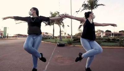 Original coreografía es destaque en portal de la red Globo