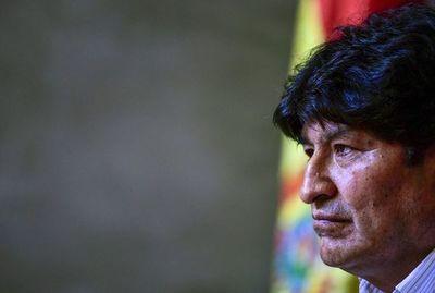 """Gobierno interino de Bolivia acusa a Morales de instigar """"golpe de Estado"""""""