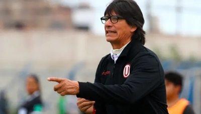 DT argentino Comizzo dirigirá a Universitario de Perú