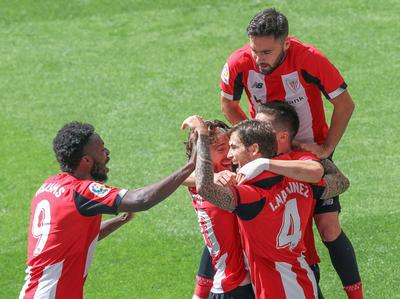 Resumen del partido Athletic Club 1-0 Real Betis