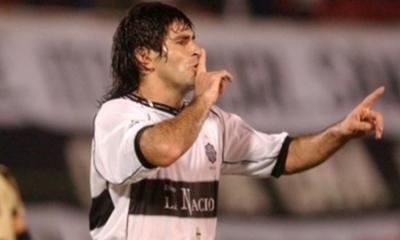 Richart Báez, exjugador de fútbol, sorprendió a todos por su estado físico