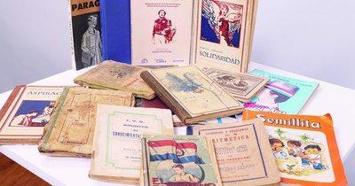Los libros escolares en el Paraguay hasta 1955