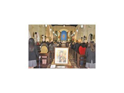 Perpetuo Socorro: Preparan procesión en modo Covid-19
