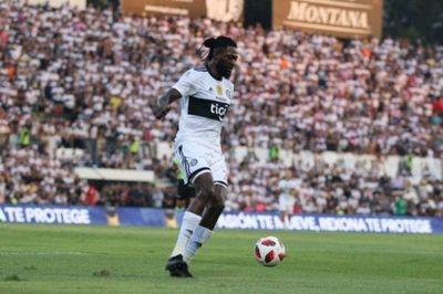 Olimpia podría tener a Adebayor la próxima semana – Prensa 5