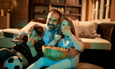 Películas para ver con papá en Netflix