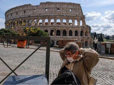 Covid-19: Italia registra 24 muertos en las últimas 24 horas