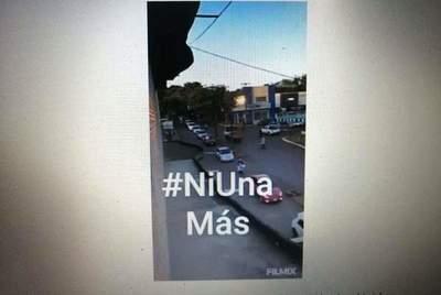 """Caravana: """"Ni Una Más"""" para repudiar acoso en Cooperativa Colonias Unidas • Luque Noticias"""