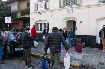 Grupo de 180 connacionales son repatriados desde Argentina – Prensa 5