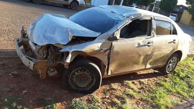 Conductor presumiblemente ebrio causó fatal accidente