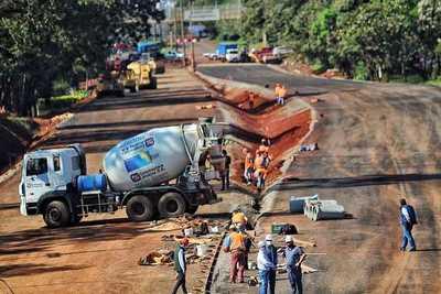 Multiviaducto de CDE: obras avanzan y prevén habilitación de la Ruta PY 02 para agosto