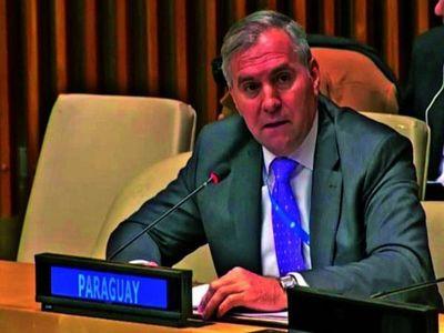 """""""En la ONU se reconoce al Paraguay como un país estable y confiable"""""""