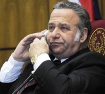 Audios del JEM: Otorgan libertad ambulatoria a Óscar González Daher