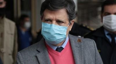 Ministro del Interior ratifica vigencia del cierre de fronteras con Brasil