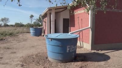 Comunidad se mantiene con suficiente agua pese a la sequía que golpea al Chaco