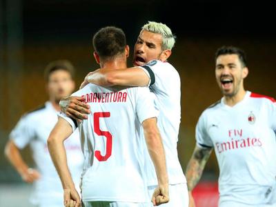 Regreso goleador del Milan