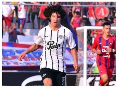 Los jóvenes valores del fútbol paraguayo