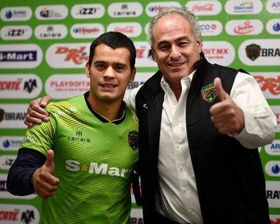 Palmeiras demandaría a Olimpia ante la FIFA