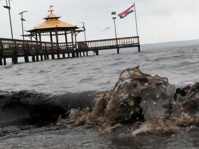 Denuncian inacción del Mades y MOPC en la recuperación del lago Ypacaraí