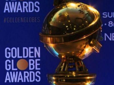 Entrega de Globos de Oro será en febrero