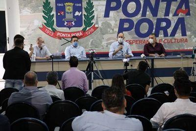 Crece el número de contagios por coronavirus en Ponta Porã