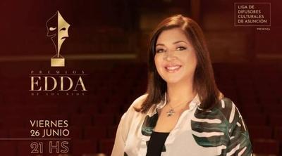 HOY / La segunda edición de los Premios Edda, este viernes por Unicanal y redes sociales