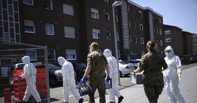Alemania ordena el reconfinamiento en un cantón tras rebrote de infecciones