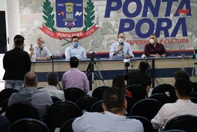 Alarmante: Sube a 92 el número de contagios en Ponta Porã
