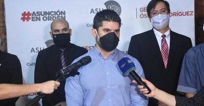 Pago de registros de conducir y patentes se postergará hasta julio en Asunción, prometió el intendente