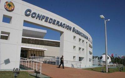La Conmebol saca 6 millones de dólares más para ayuda a sus 10 federaciones