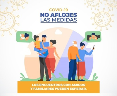COVID-19: Actividades sociales ocasionan casos positivos