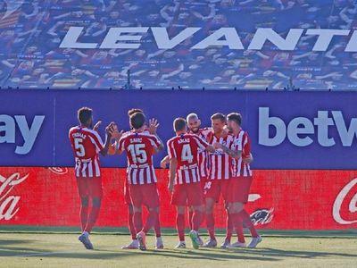 El Atlético se afianza en la tercera plaza