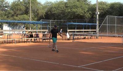 El Abierto Chaqueño de Tenis será la primera competencia de la zona en reiniciarse