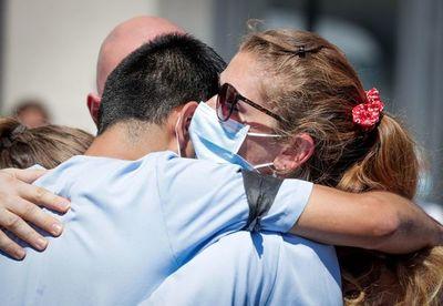 Casos de coronavirus en el mundo se acercan a los nueve millones