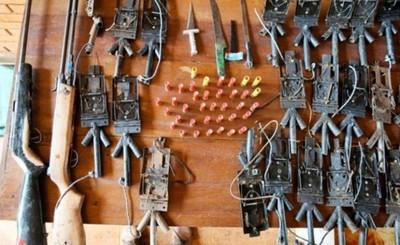 Descubren talas de árboles, caza y pesca en zona protegida por Itaipu