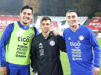 Andrés Cubas, muy cerca de jugar en la liga francesa