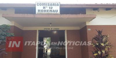ASALTAN ESTACIÓN DE SERVICIO DE HOHENAU.