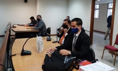 Inició el juicio contra Bruno Pont